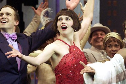 Thoroughly Modern Millie Broadway Show